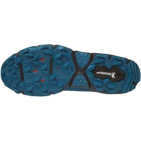 Mizuno Wave Hayate 5 Running Shoes Men, blue sapphire/enamel blue/tomato
